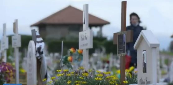 Ngày Lễ Các Linh Hồn: Đức Thánh Cha viếng nghĩa trang thiếu nhi Laurentino