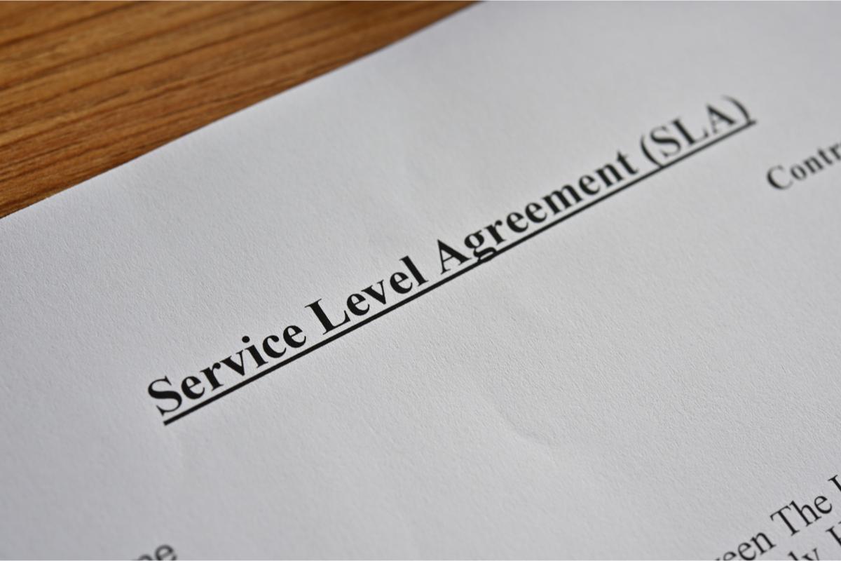 9lzv06gRa2TFoVmsZIFHMHIlqS bcLcw1O2KznNNNTKjvF5C2Ov4IbhpDViw8HGQqzspnQDKQ5 RkDLa8WrRDJDx5pkpAZeZs o1K02GXX2sSXaB SaS4CEtbjeoLyHjubHzEevk - SLA (Service Level Agreement):  Importância na área de TI