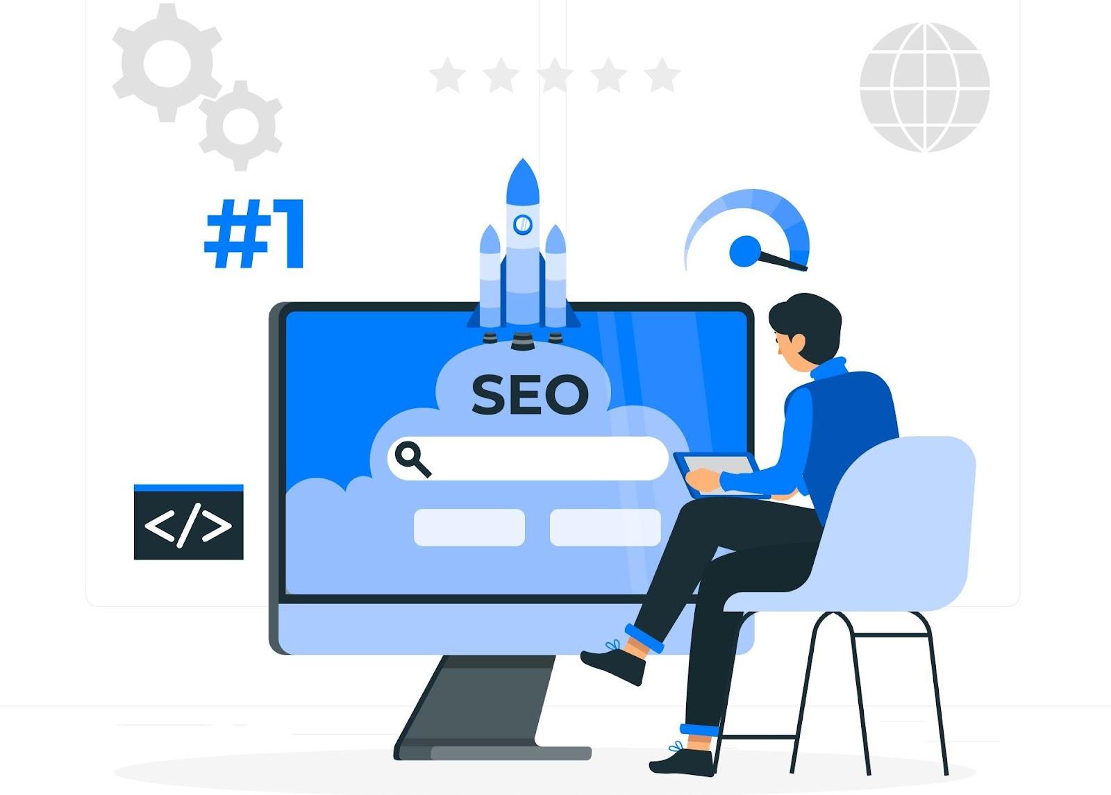 Hiểu về Google SEO giúp tăng thứ hạng tìm kiếm