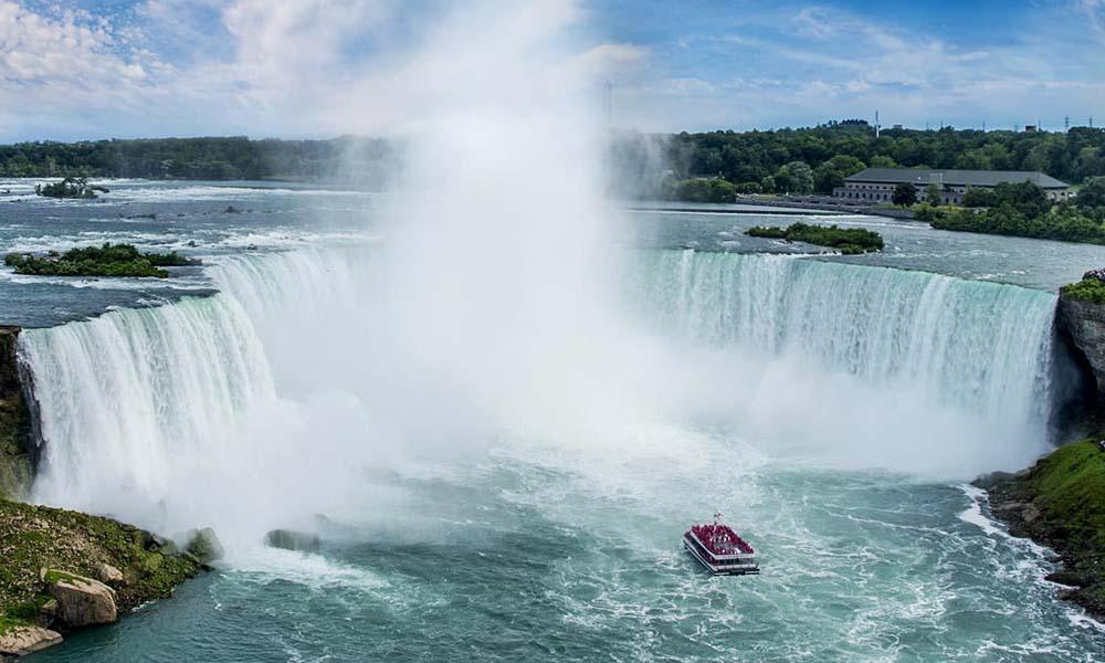 Les chutes du Niagara : Admirez leur beauté renversante et puissante