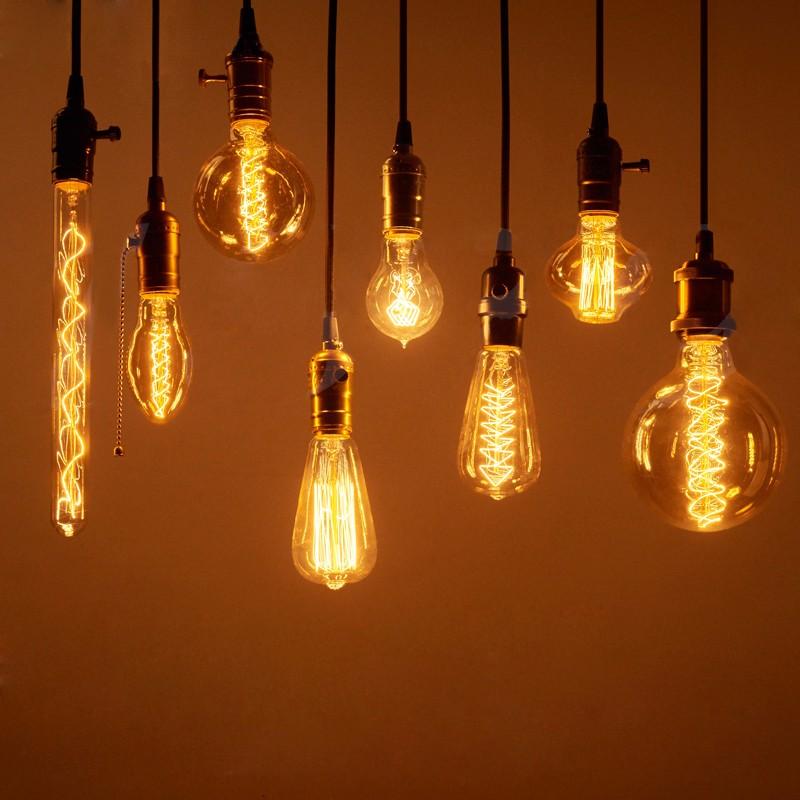 đèn trang trí có bóng bằng đèn Halogen thì thời gian sử dụng sẽ thường thấp hơn đèn led