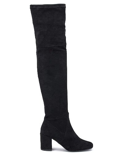 Saint G Best Black Thigh High Boots For Women In India