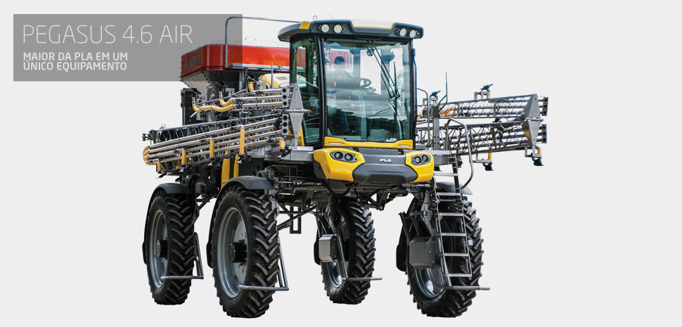 Máquinas para agricultura: Pegasus 4.6