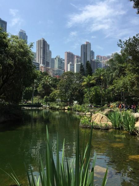hong kong parchi pubblici