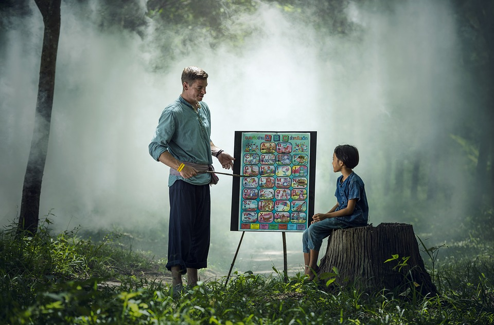Teaching methods of private tutors