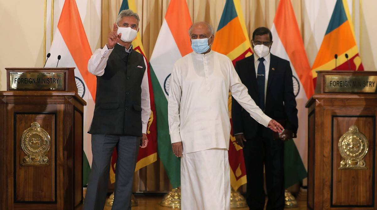 Jaishankar asks Sri Lanka to fulfil hopes of Tamils | India News,The Indian  Express