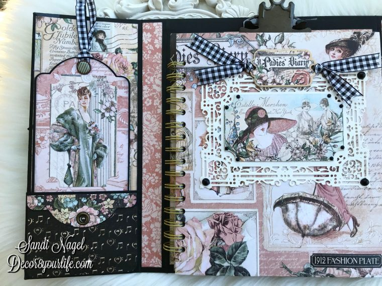 Graphic 45 A Ladies Diary