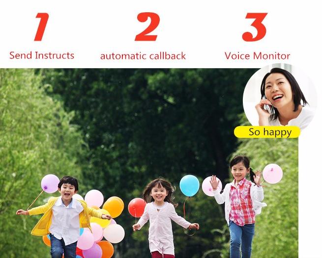 Smartwatch Q200 seguridad para niños