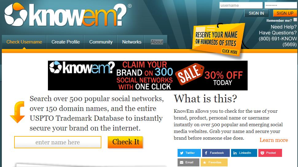 KnowEM review