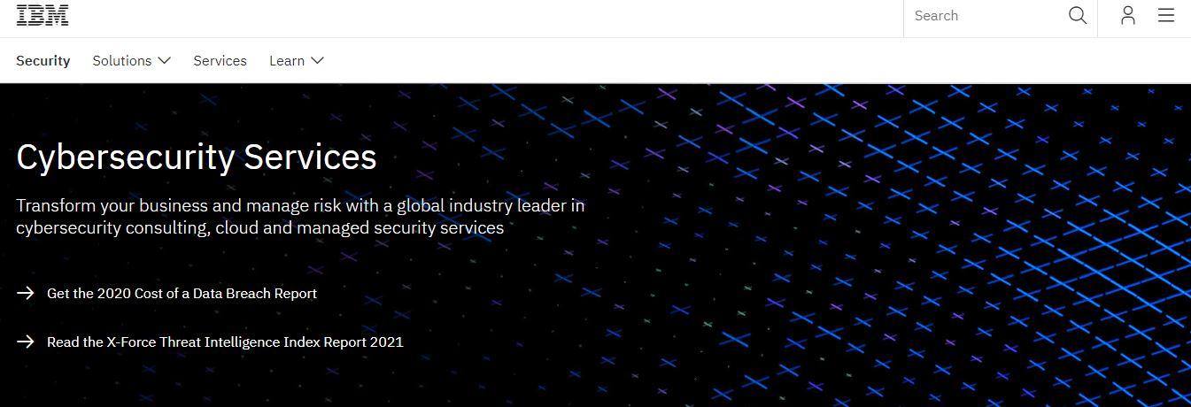 IBM Cybersecurity Company