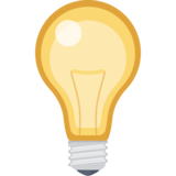 💡 Light Bulb Emoji on Facebook 2.1