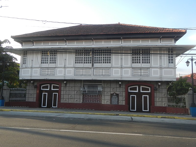 Cuenca Ancestral House in Cavite Philippines