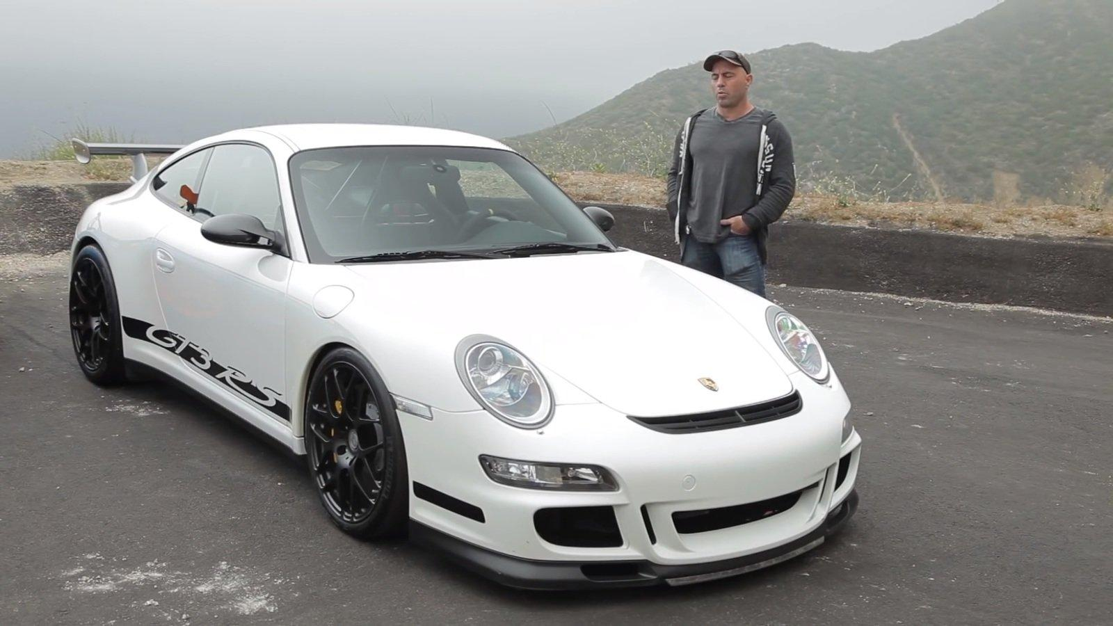 The Drive Takes A Spin In Joe Rogan's Sharkwerks Porsche GT3 RS | Top Speed
