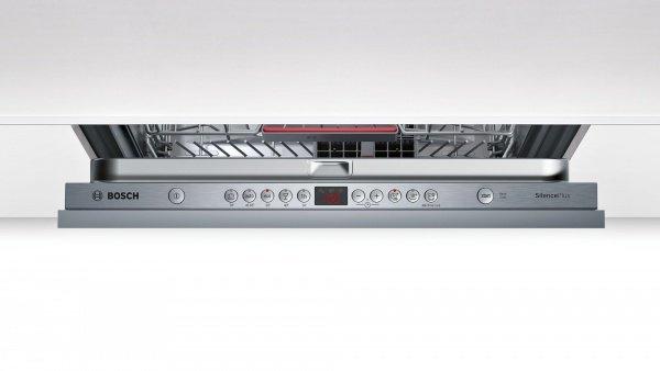Панель управления Bosch SMV45IX00E