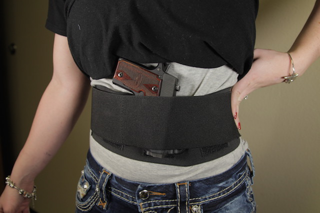 crossbreed belly band holster