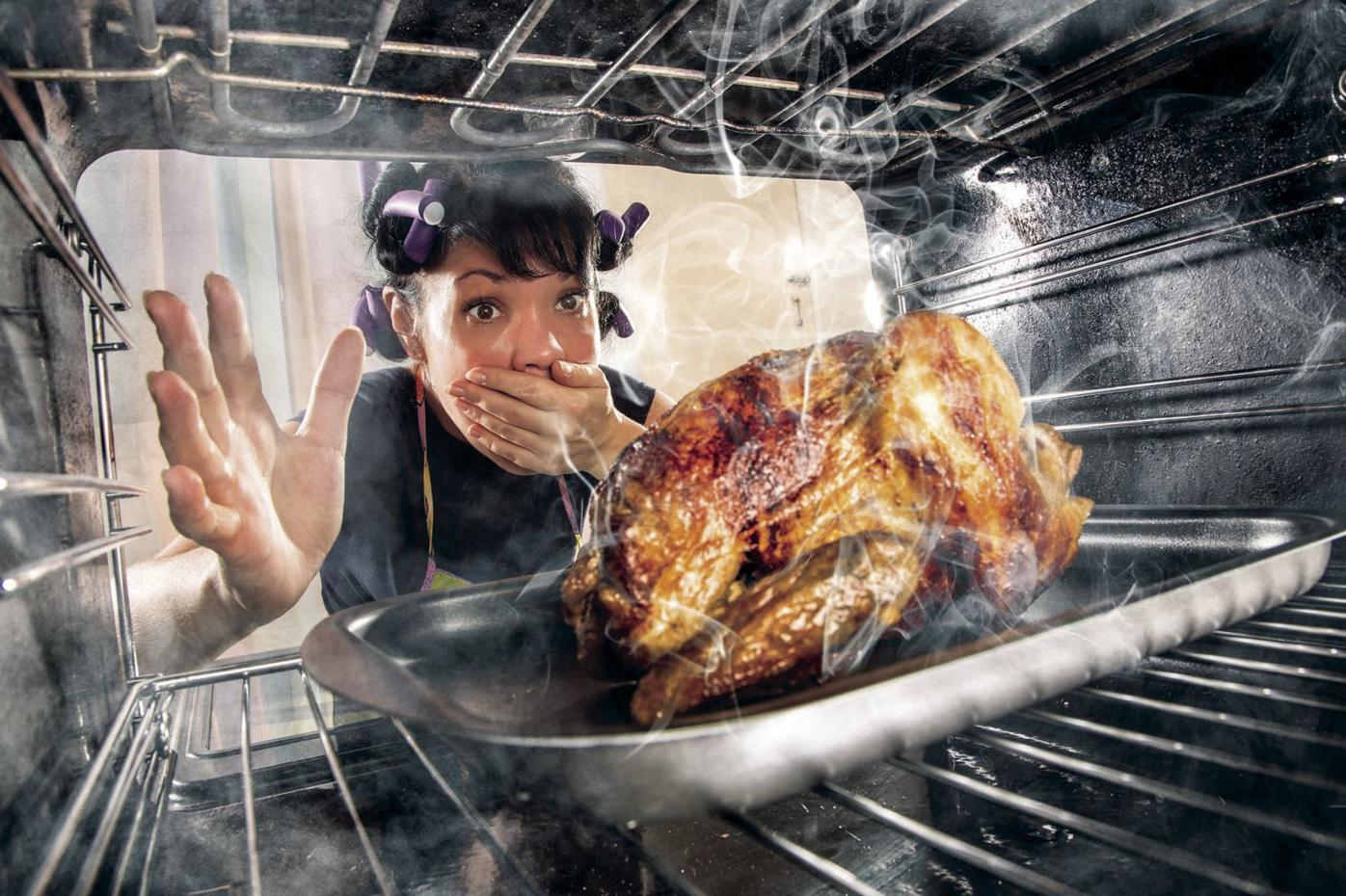 The turkey is burning . . . and other Thanksgiving disasters | Lodi  Enterprise | hngnews.com