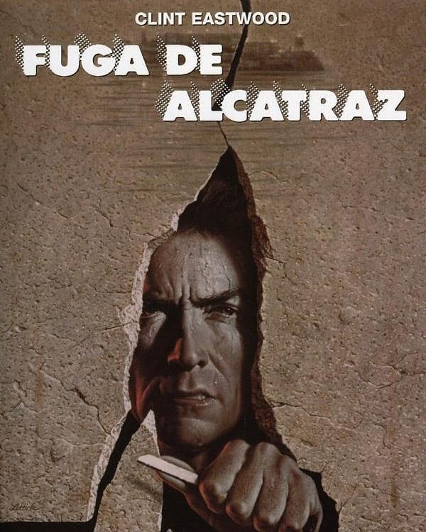 Fuga de Alcatraz (1979, Don Siegel)