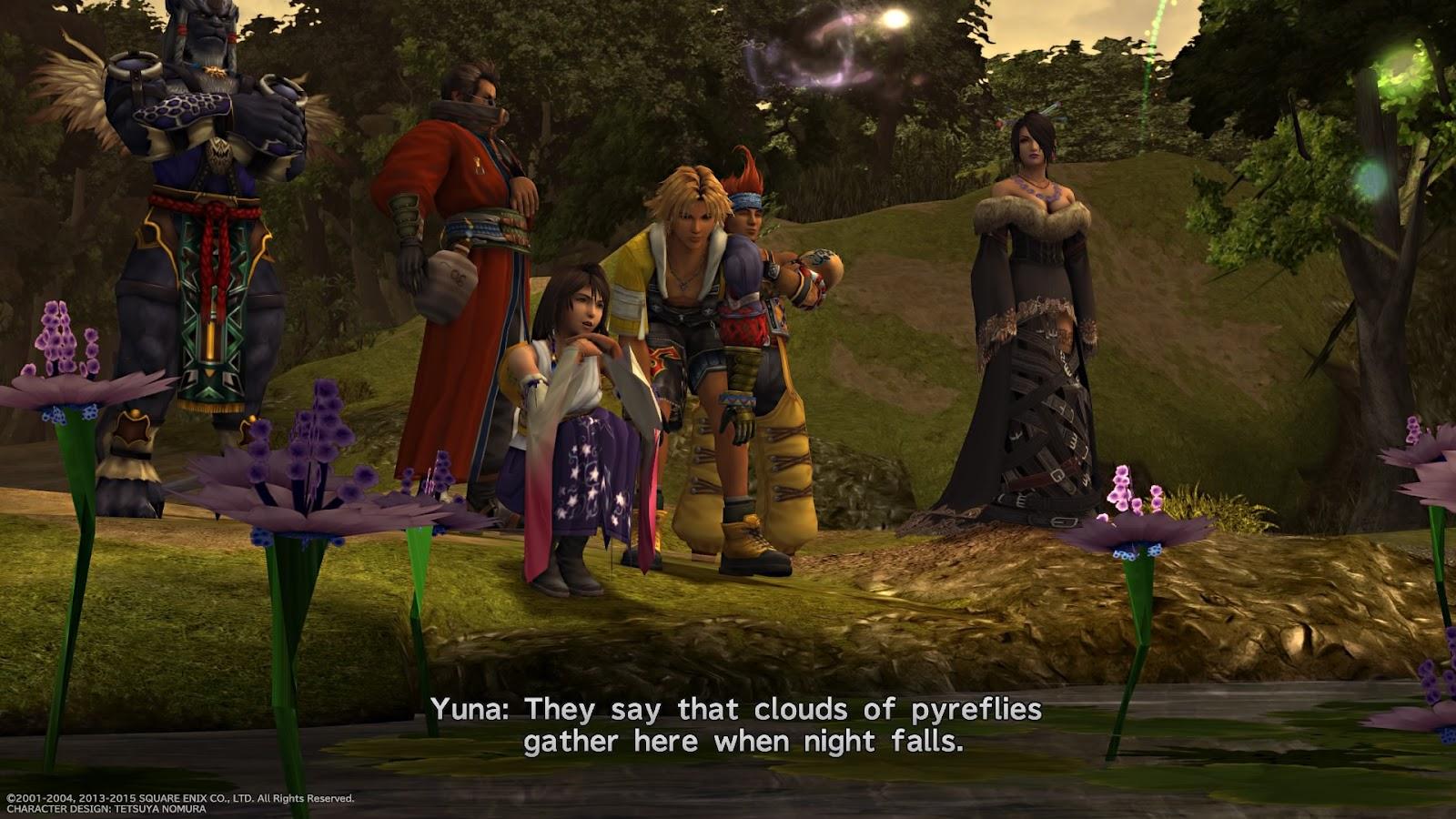 Final Fantasy X: Minha experiência