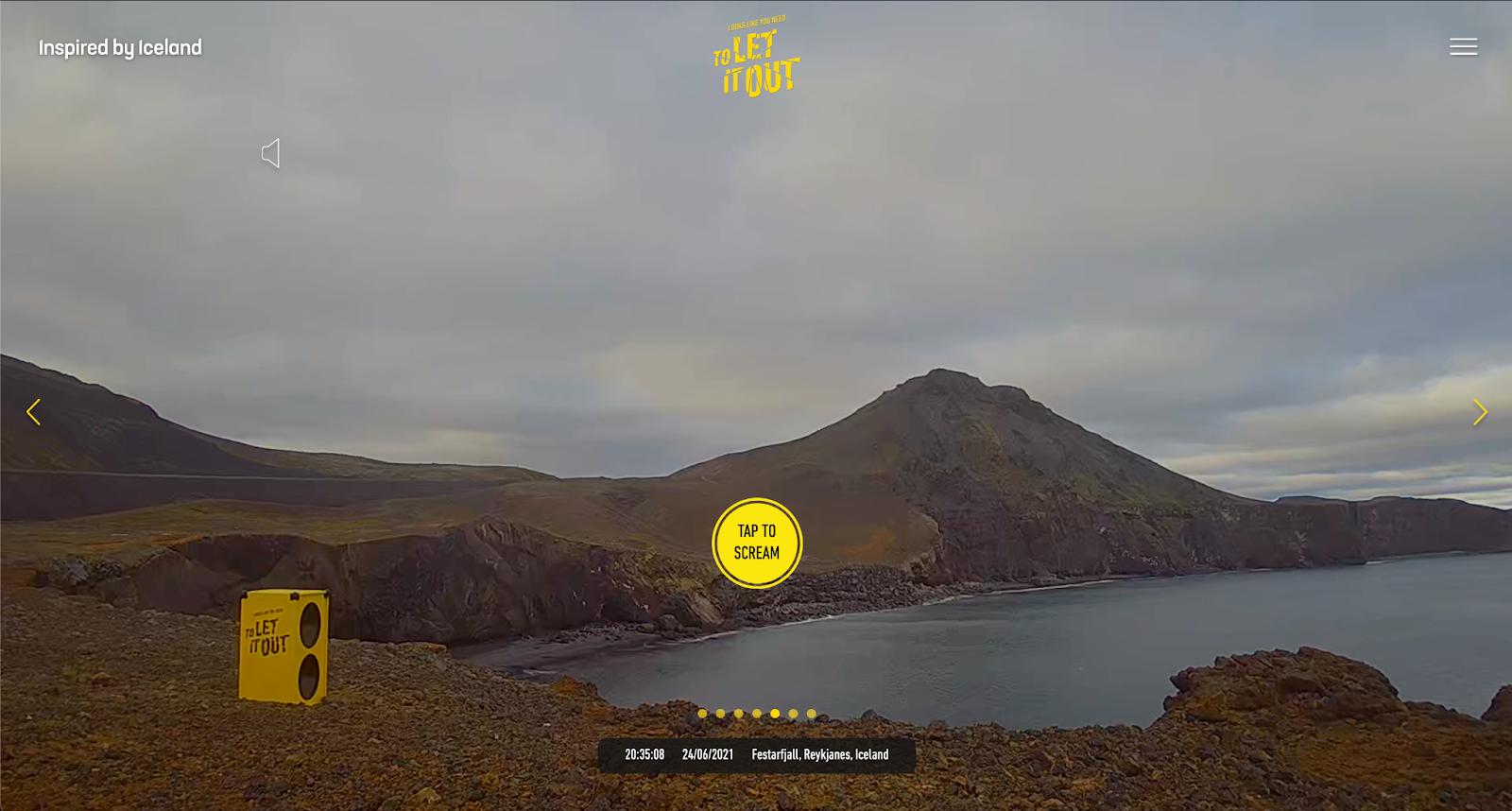 Looks Like You Need Iceland homepage