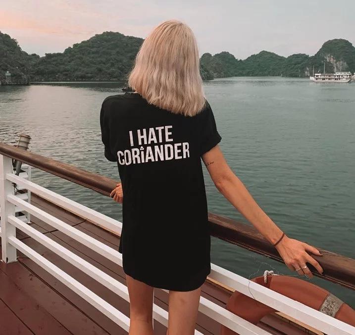 hate coriander facebook page