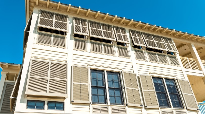 Protecting your home from hurricane damage with hurricane shutters