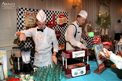 Throwback Ideas that invoke fun and nostalgia - if you have a more general love for the music and styles of the 1950s why not bring back the - Wedding Soiree Blog by K'Mich, Philadelphia's premier resource for wedding planning and inspiration