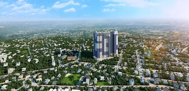 Dự án căn hộ C River View Bình Dương có sức hút mãnh liệt tới nhà đầu tư