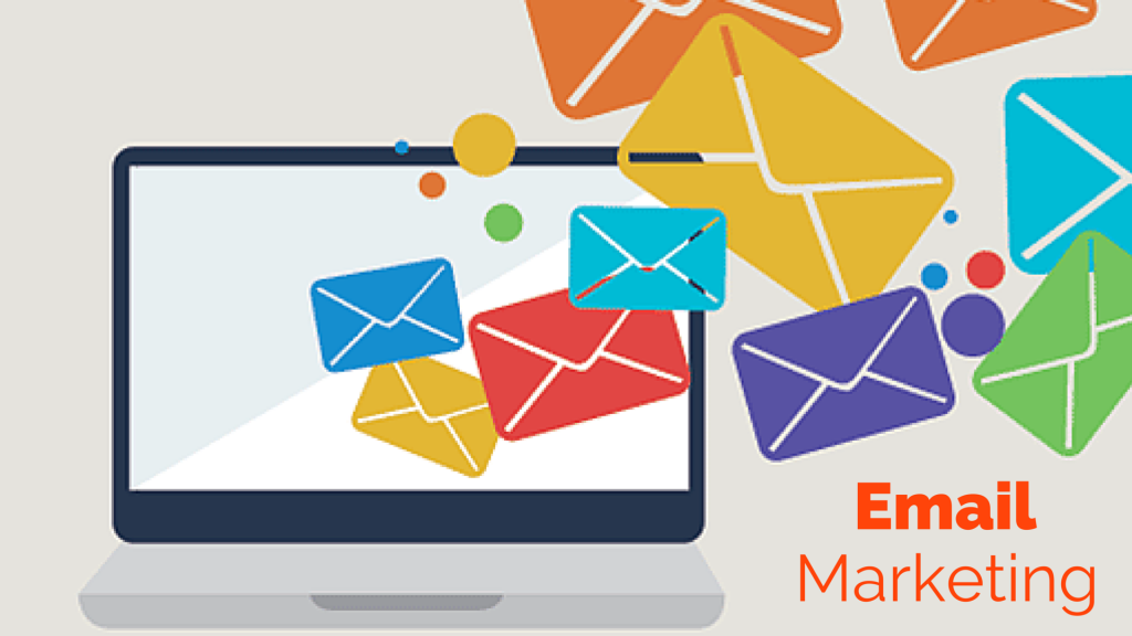 Marketing Online trên Email
