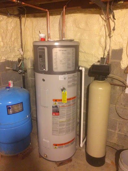GE Geospring Heat Pump Water Heater