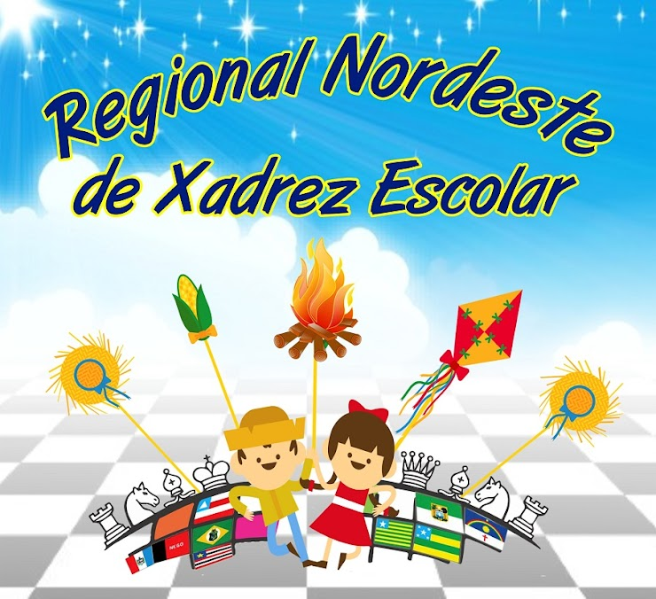 VENHA PARTICIPAR DO MAIOR TORNEIO ESCOLAR DE XADREZ DO NORDESTE