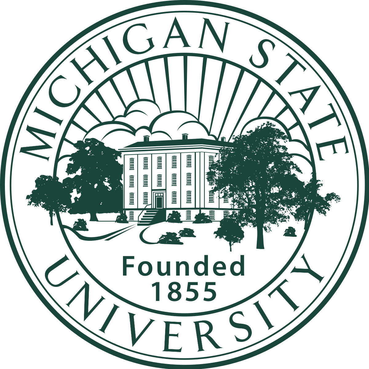 Logo of Michigan State University