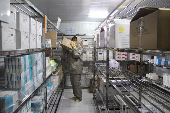 lắp đặt kho lạnh bảo quản vacxin giá rẻ