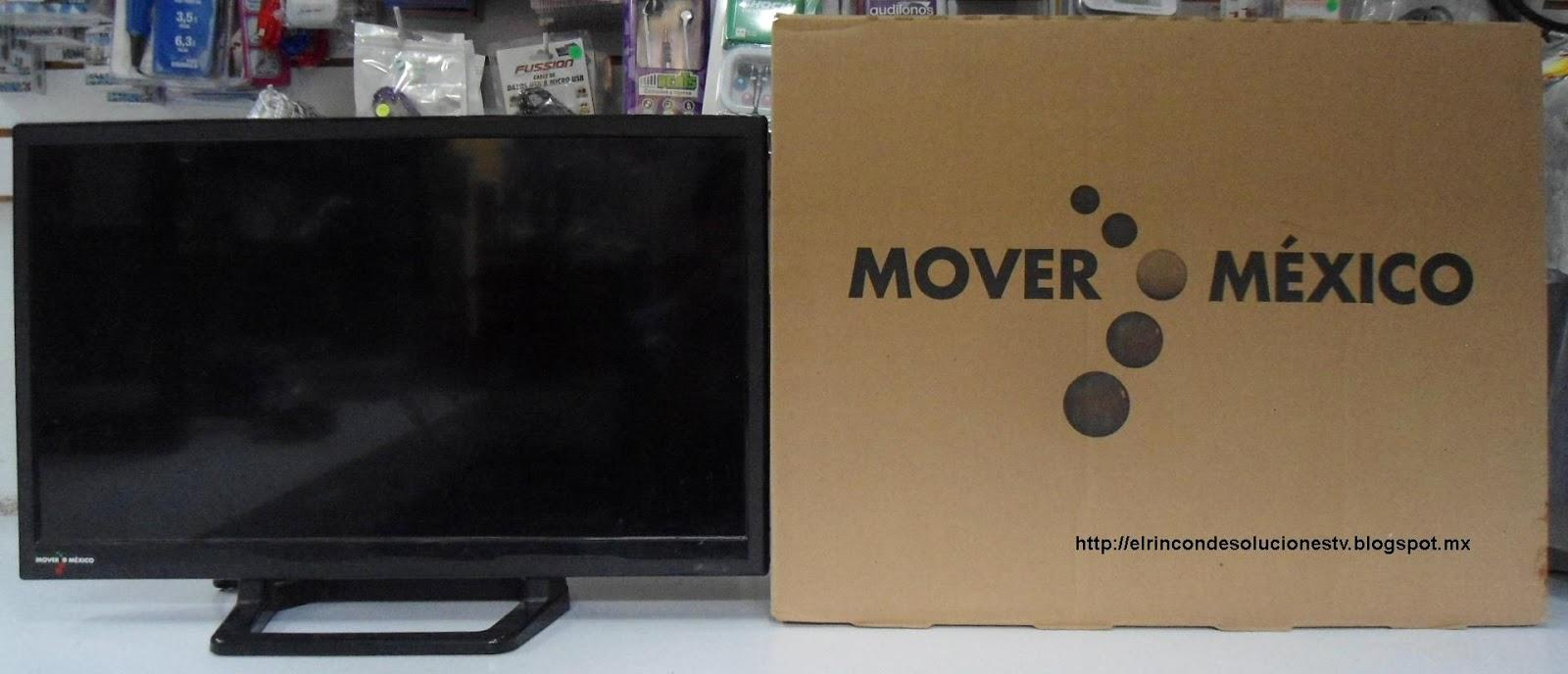 El rincón de soluciones tv - - - -: Las deidades del televisor Mover México.