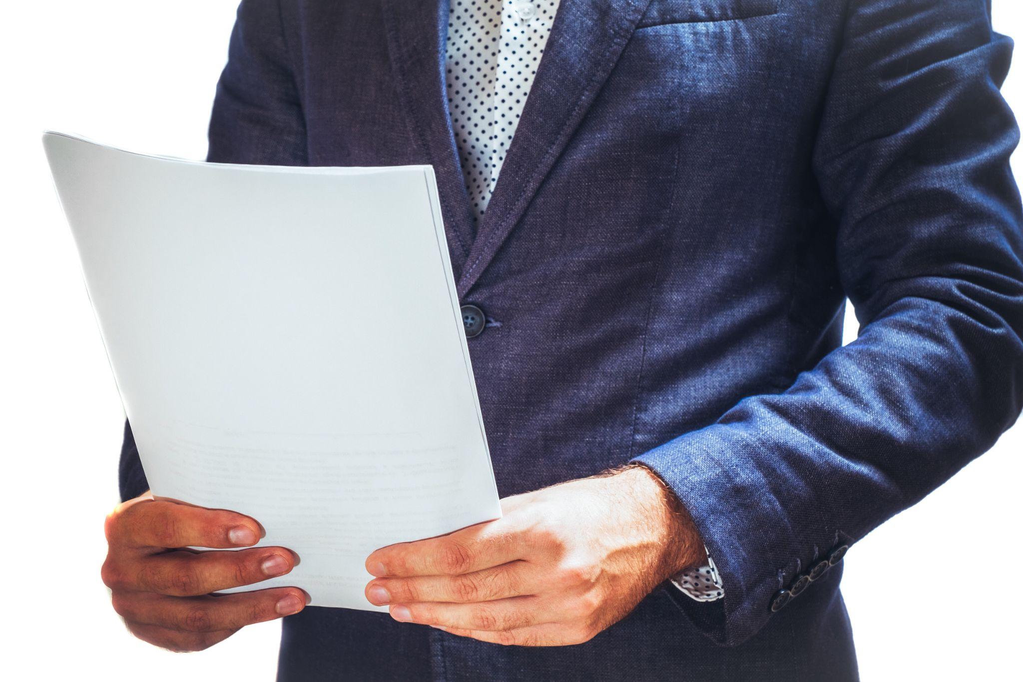 какие проблемы с документами могут быть