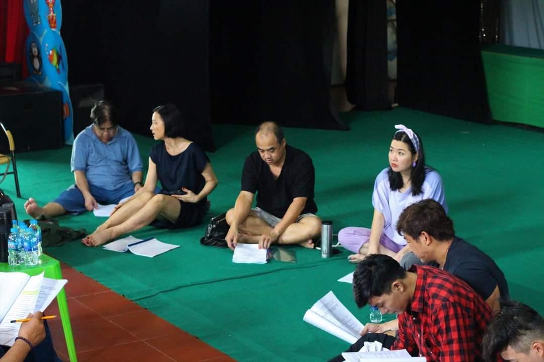 Các nghệ sĩ gạo cội của Ideacaf chuẩn bị quay trở lại với Ngày Xửa Ngày Xưa 33