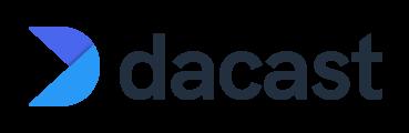 Dacast logo webinar tool