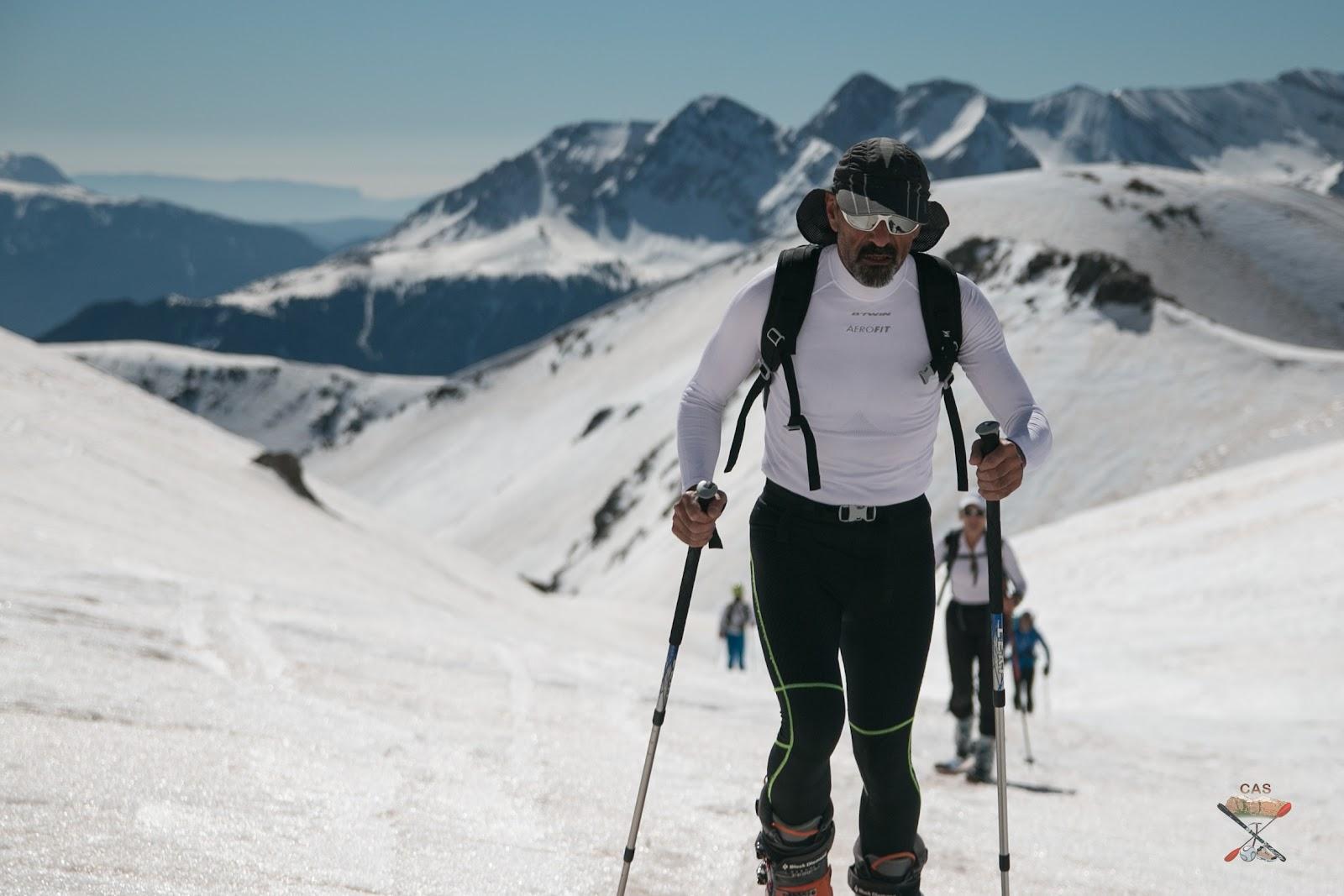 1er Encuentro de esquí de montaña Bal de Chistau