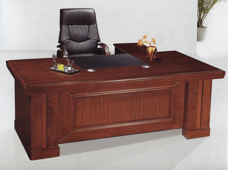 Ưu nhược điểm của bàn giám đốc gỗ tự nhiên và gỗ công nghiệp -  Saigonfurniture.com