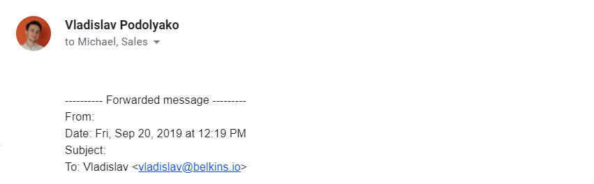 Professional email accaunts