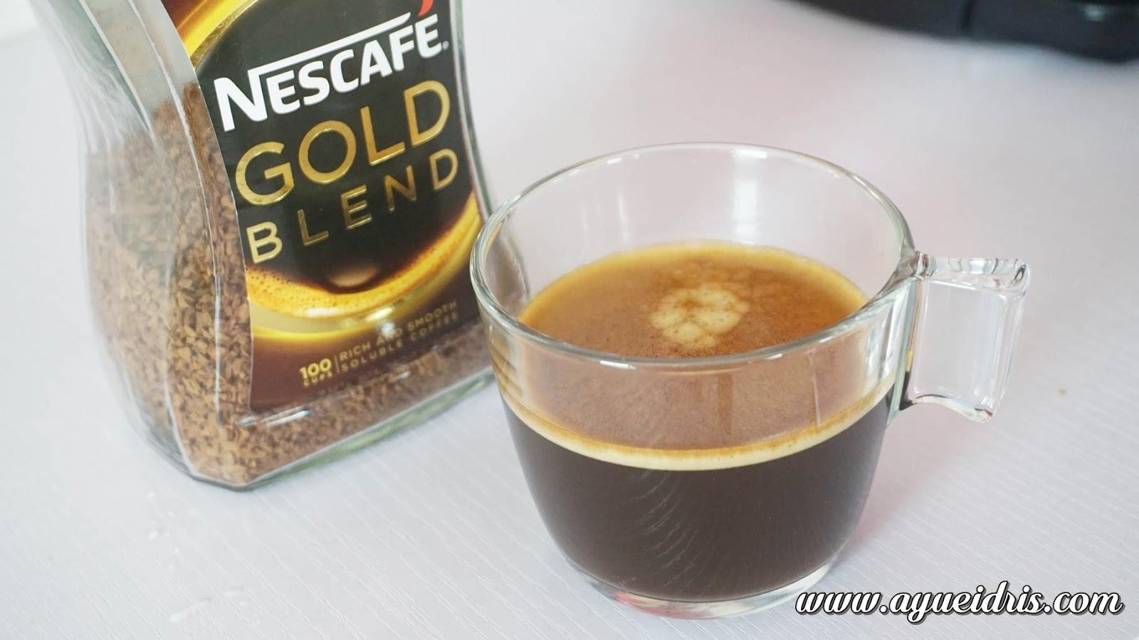 Nescafe Gold Barista Coffee Machine cara guna harga (28).JPG