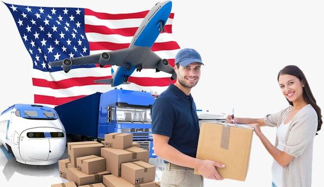 Dịch vụ chuyển phát thông thường qua Mỹ có thời gian gửi hàng lâu