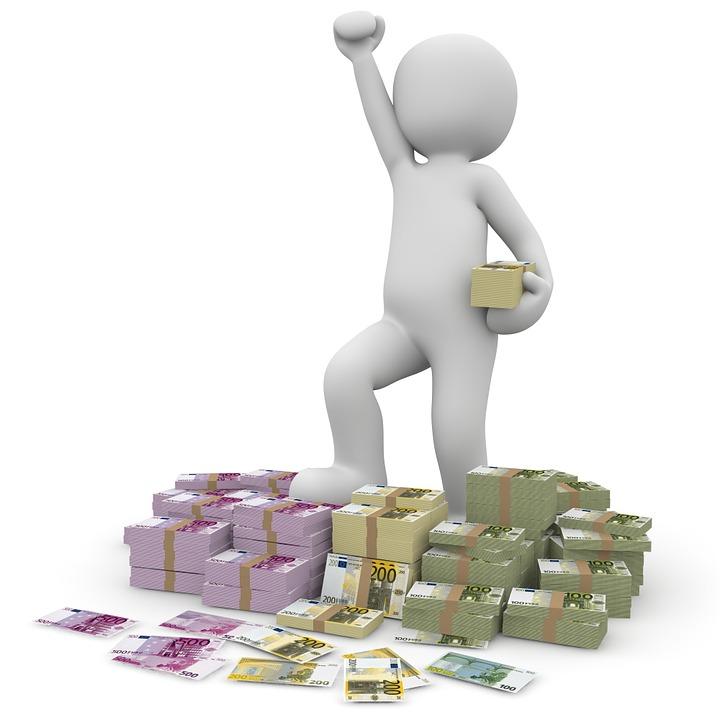 お金, ユーロ, 利益, 通貨, ドル紙幣, ビル, 金融, 札, 成功, 紙のお金, 金融の世界