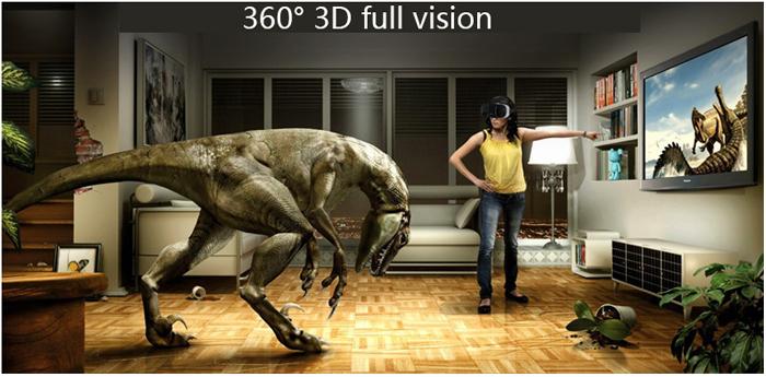 Kính thực tế ảo VR Baofeng Mojing 3 Plus (Ảnh 4)