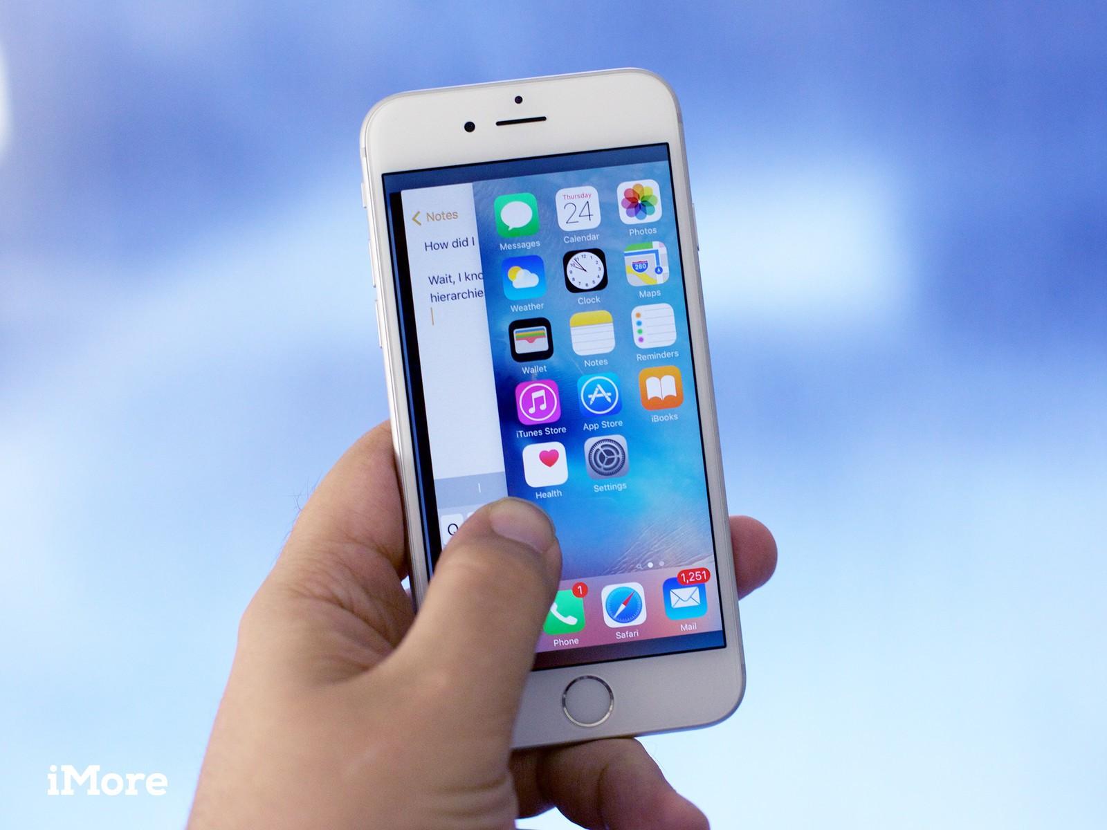 Sforum - Trang thông tin công nghệ mới nhất iphone-6s-3d-touch-app-switcher-hero 11 mẹo cực hay giúp giảm giật lag trên iPhone đời cũ