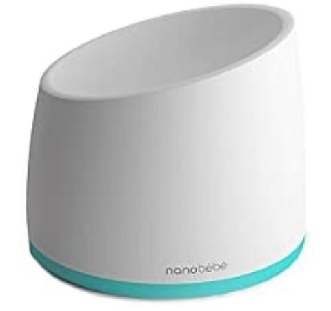 #7. Nanobebe Smart Warming Bowl in Teal