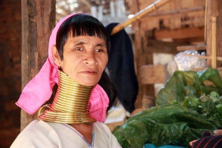 Tribal Traditions Neck Elder