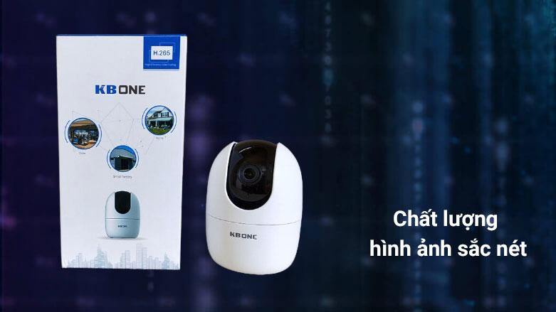 Thiết bị quan sát/ Camera KBvision KN-H21PPV   Chất lượng hình ảnh sắc nét