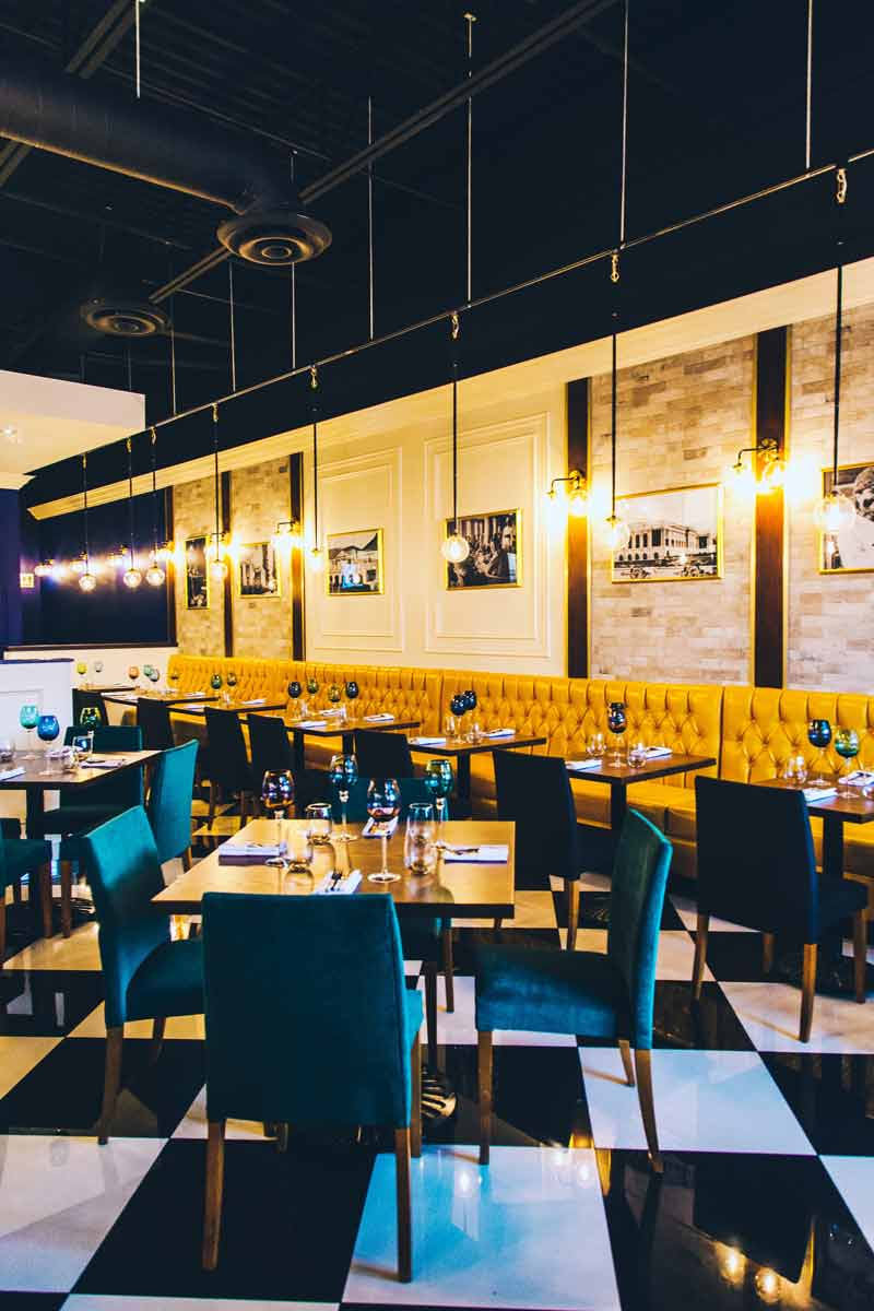 Hemant Bhagwani The Founder And Executive Chef Behind Por Amaya Group Of Restaurants Just Announced That His Brand New Club Themed Restaurant