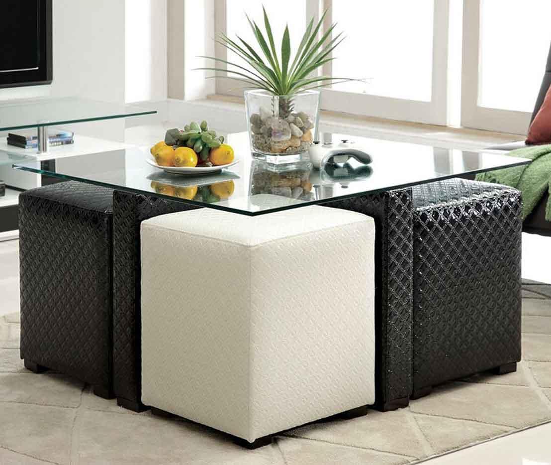 Nội thất thông minh kết hợp bàn ăn và bộ sofa