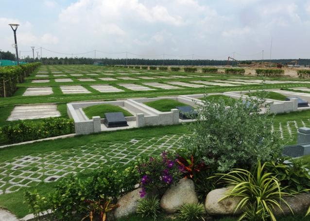 Tìm hiểu giá đất nghĩa trang vĩnh hằng Long thành